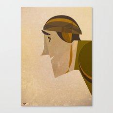 Albert Canvas Print