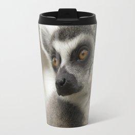 Animals: Ringtail Lemurs Travel Mug