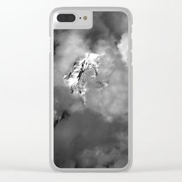 Andes. Clear iPhone Case