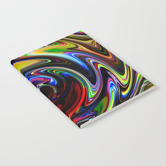 Abstract Perfection 54 Notebook