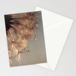 dandelion copper II Stationery Cards