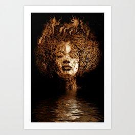HVH Yanni Art Print