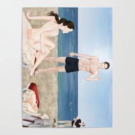 bikini blunder Poster