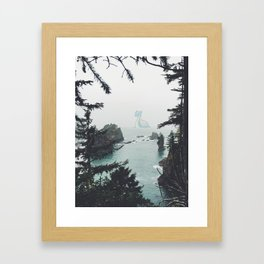 Water-Type Transportation Framed Art Print