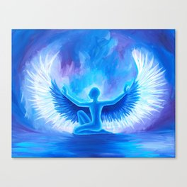 Light of Isis Canvas Print
