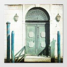The Door - Venice Canvas Print