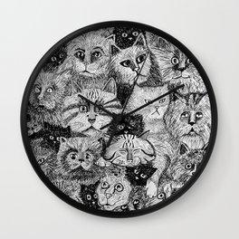 THE CATALYST Wall Clock