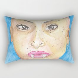 Vampire Rectangular Pillow