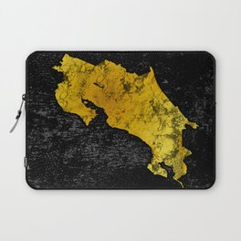 Black Gold | Costa Rica | Pura Vida Laptop Sleeve