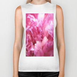 Pink Flower Petals Close-up #decor #society6 #homedecor #buyart Biker Tank
