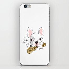 French Bulldog  iPhone Skin