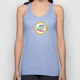 Arts Access For All Unisex Tank Top