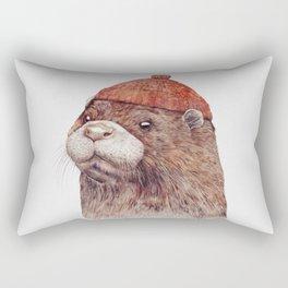 River Otter Rectangular Pillow