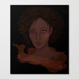 Portrait 1 Canvas Print