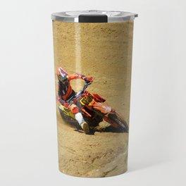 Turning Point Motocross Champion Race Travel Mug
