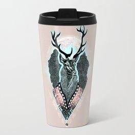 Wind:::Deer Travel Mug