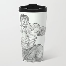 Hulk Smash. Travel Mug