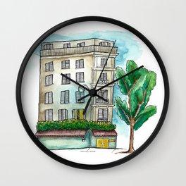 """""""Paris"""" Wall Clock"""