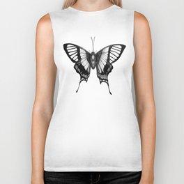 Butterfly Wings Biker Tank