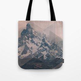Perito Moreno COL Scattered Landscapes Tote Bag