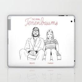 The Royal Tenenbaums (Richie and Margot) Laptop & iPad Skin