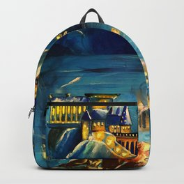 Magic at First Sight Backpack
