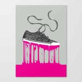 Weightless Living Canvas Print