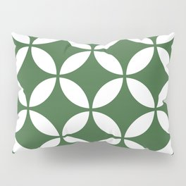 Palm Springs Screen: Kelly Green Pillow Sham