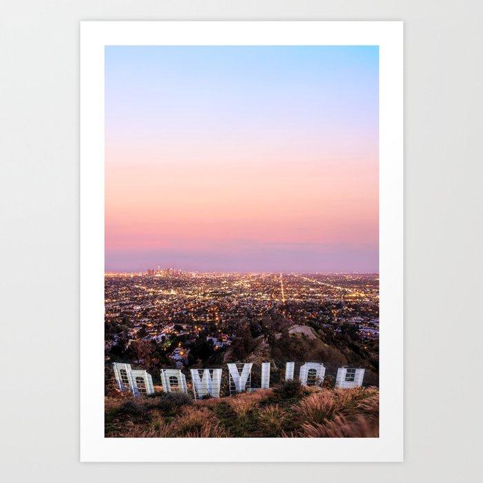 Hollywood Kunstdrucke