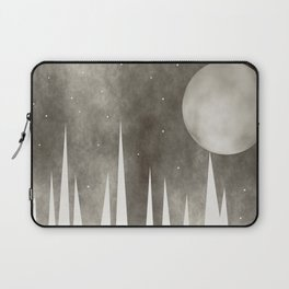 Moonlight And The Stars Laptop Sleeve