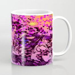 Abstract Mixed Media Series Sunshine 20 Coffee Mug