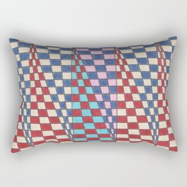 Up and Down Rectangular Pillow