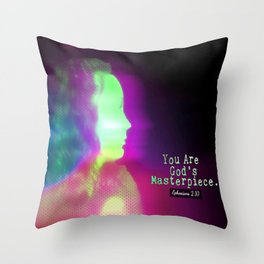 Masterpiece Throw Pillow