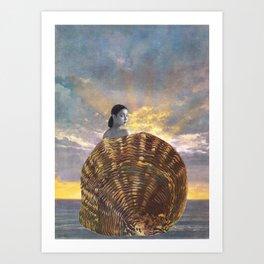 Venus verso Art Print