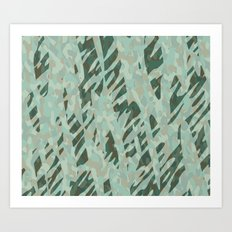 Jungle prints Art Print