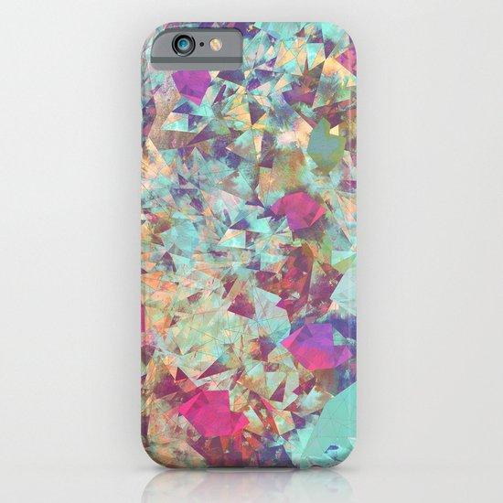 Spaced Geometric iPhone & iPod Case