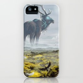 Old Gods iPhone Case