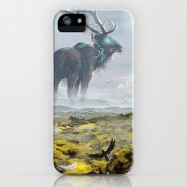 Old Gods iPhone Case