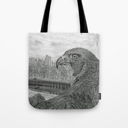The Urban Peregrine Tote Bag