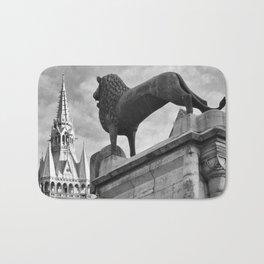 The Brunswick Lion and Town Hall Bath Mat