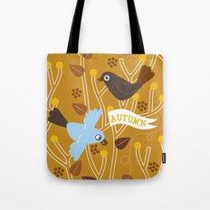 4 Seasons - Autumn Tote Bag