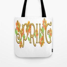 Springtime. Tote Bag