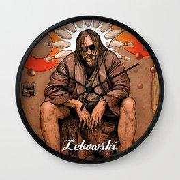 Big Lebowski Wall Clock