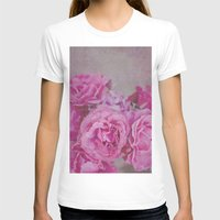 rose T-shirts featuring Rose by Pure Nature Photos
