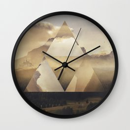 Hyrule - Power of the Triforce Wall Clock
