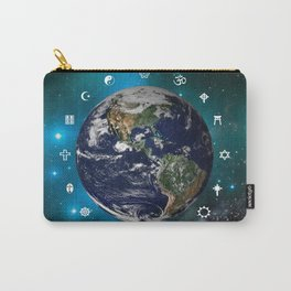 World Religions Carry-All Pouch