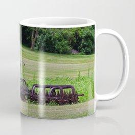 Vintage Tiller Coffee Mug