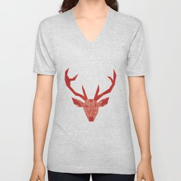 Christmas Sweater Unisex V-Neck