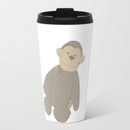 Ahh Ahh Monkey lovey Travel Mug