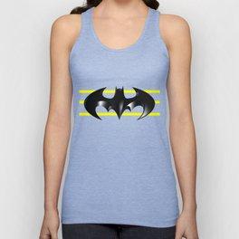 Bat Logo Unisex Tank Top